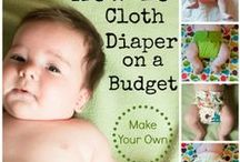 Potty Pail - Cloth Diapers