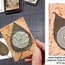 Video Rubber Stamps / Quick video tips with rubber stamps and artistic techniques