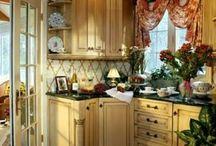 Kitchen / by susan chaffin