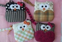B : Bird looking Purses
