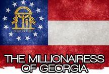 THE MILLIONAIRESS OF GEORGIA / THE LIFESTYLE & FAVORITE THINGS OF THE MILLIONAIRESSES OF GEORGIA. THE GEORGIA PEACHES!