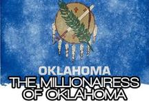 THE MILLIONAIRESS OF OKLAHOMA / THE LIFESTYLE AND FAVORITE THINGS OF THE MILLIONAIRESSES OF OKLAHOMA.