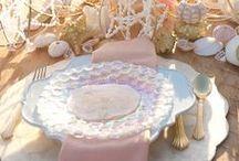 Pastel Beach Wedding