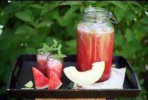 Refreshments to Try / Recipes for delicious drinks that will make you drool!