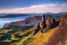 Scotland / Places I've been in Scotland or would like to be.