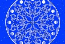 Mandala Art by Kim Victoria