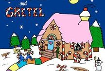 2014 A Christmas with Hansel & Gretel (Dec '14) / Frid  Dec 5 & 12 at 7 PM Sat Dec 6 & 13 1 PM & 3:30 PM Sun  Dec 7 & 14 at 3 PM This classic Grimm's Fairy Tale has a new twist! It's still the same story you know and love, but with a few new characters added into the mix.  Poor little Hansel and Gretel get lost in the forest, leaving only breadcrumbs to find their way home. While lost, they meet a pair of the witch's silly apprentices, and find themselves in all sorts of crazy predicaments.  Will they make it home in time for Christmas?