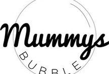 Mummys Bubble / Our site Board with all your favourite snaps from the Blog, Store and Events.