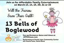 2015 13 Bells of BogleWood / ATFC's spring and final production of the '14-'15 School Year.