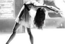 D a n c e / Just dance.