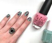 MANICURE MONDAY. / manicure monday, nailart, tutorials