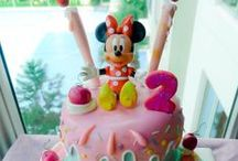 Minnie Mouse Party / Come and play at the Clubhouse