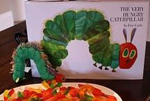The Hungry Caterpillar Party / Because we all love that book!