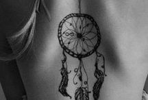 "Tattoos ""Dreamcatcher"""