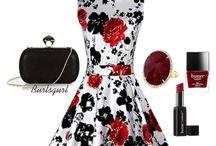 moda / vestidos y ropa de moda