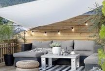 Outdoor Spaces / Balconies / Courtyards / Porches