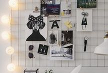 Inspirational Boards / Noticeboards / Mood Boards