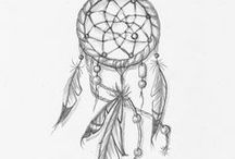 "Drawings ""Dreamcatcher"""