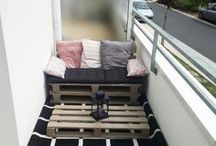 "Pallet Ideas ""Outdoor Spaces"""