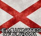 THE MILLIONAIRESS OF ALABAMA / THE LIFETSYLE & FAVORITE THINGS OF THE MILLIONAIRESSES IN ALABAMA~