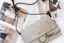 BAGS & ACCESSOIRES. / Bags & Accessoires
