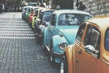 OLD CARS / Old colorful cars