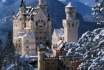 Castles / Wonder castles of the world.  / by Kelly Steele
