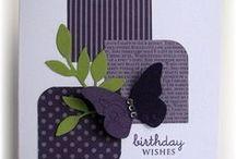 Karten Schmetterlinge
