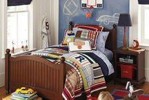 Dormitorio niños/Boys room