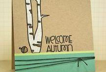 Karten Herbst