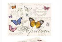 Efekt motyla /  #wzorywmotyle  #motylenatekstyliach  #drukowanemotyle                       http://www.bellemaison.pl/