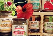 Mayver's Products / Mayvers 'sweet' pure-state spreads are completely free from sugar, dairy, gluten and cholesterol making them the perfect guilt-free, everyday treat. Deliciously high in tryptophan, magnesium and manganese plus a plethora of powerful antioxidants, vitamins and minerals they can be eaten straight from the jar, on a snack or mixed into just about anything!