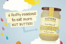 Mayver's Facts / At Mayver's we believe in going the extra mile to make a 100% all natural product range using only the finest raw, natural and certified organic ingredients which have been carefully handpicked, lightly roasted and stone ground for better nutrient absorption.
