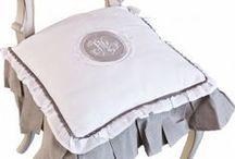 Poduszki na krzesła / #Stylowepoduszki na krzesła w kuchni czy salonie #kolorypoduszek,  #pięknewnętrza  #inspirujące  #aranżacje.  http://www.bellemaison.pl/kategoria/salon/poduszki