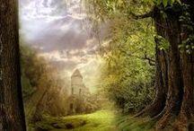 Enchanting Destinations / Beautiful places that inspire the imagination!