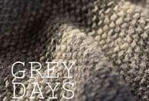Grey Days / Grey Days af Susie Haumann www.susiehaumann.dk