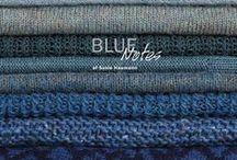 Blue Notes / Blue Notes af Susie Haumann