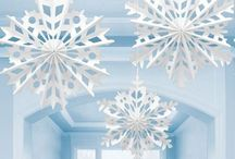 Frozen Party / A collection of Frozen themed party, dress up and craft ideas.