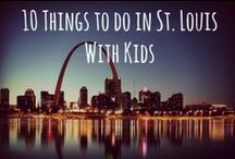 Midwest Family Road Trips / Great family road trip destinations in OH, MI, IN, IL, WI, MO, IA, MN, KS, NE, SD, ND