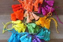 love ~ TASSEL crafts / Beautiful and fun.. / by ցօօƒվ ʍօղƘҽվ 870