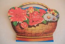 Fun Sewing Collectibles / Sewing notions, needle books, thimbles, quilt blocks, fabric, etc.