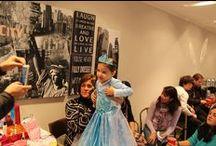 Cumpleañosde la Amalia / Fiesta de cumpleaños doble de la Amalia