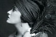 Silent movie actresses / by Thierry Comparato