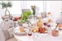 Śniadanie ładnie podane / #śniadaniepełnezdrowia #jak udekorować stół na rodzinne śniadanie #śniadanie w rodzinnej atmosferze #czasnadobreśniadanie