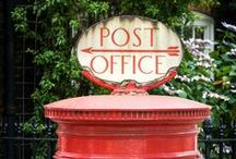 ~ Village Post Office.... / ....the village Post Office - more than just a place to send and collect mail.  It's a meeting spot for the locals to chat and catch up.....Welcome to my board.  Thanks for stopping by.  Please feel free to pin anything you may like.  No Pin Limit.