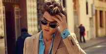 Sunglasses ☼ / Various shapes of sunglasses for different types of face ... Let's inspire! :)
