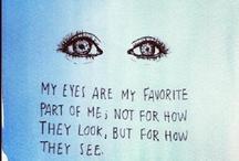 Eyes / by Lena Shepard