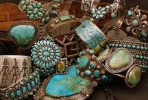 Native American Jewelry / by Lena Shepard