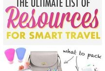 Great Travel Products / Great travel products that make travel easier for everyone!