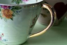 Tea cups, bottles and other delicate things / by Babeth Lolarga